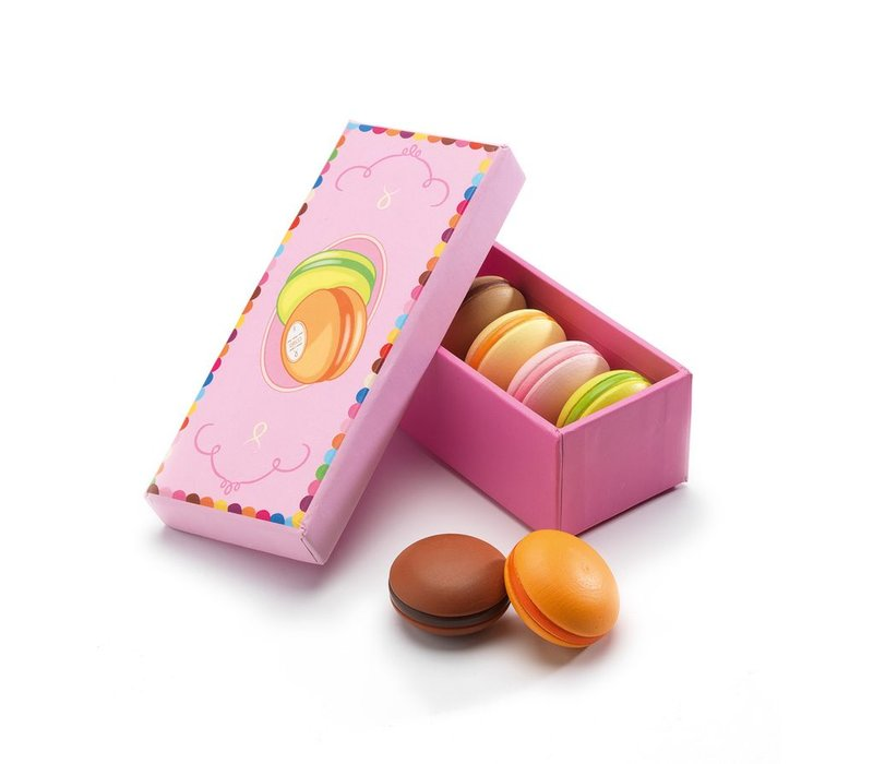 Role Play - Sweets Box 6 macaroons