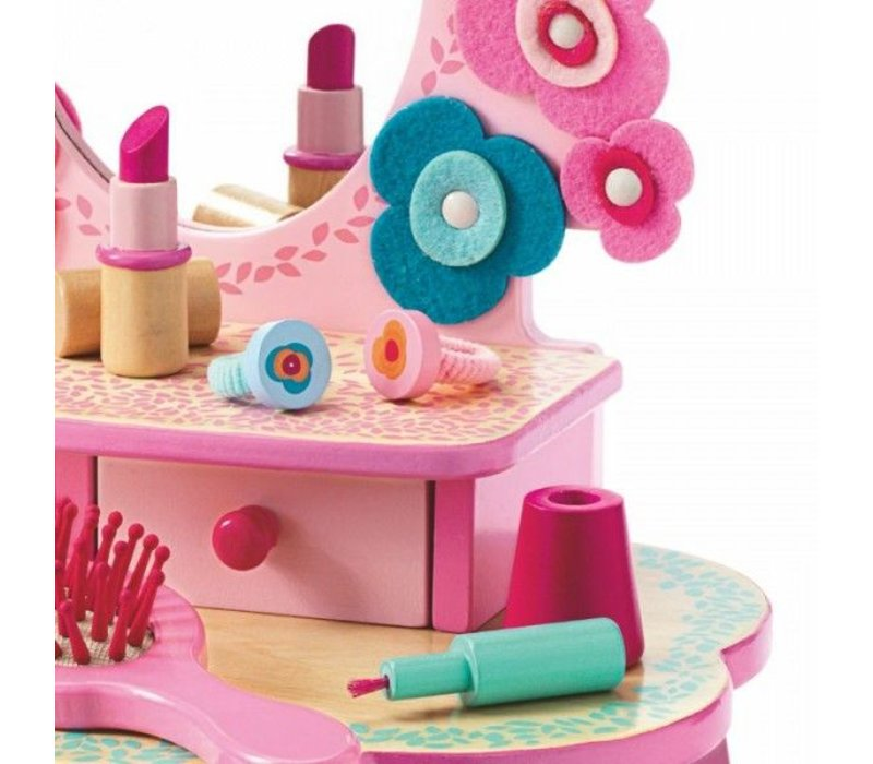 Role Play - Charms Flora dressing table