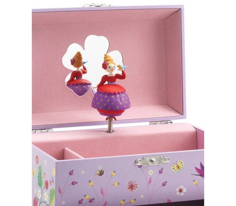 Musical boxes Princess'