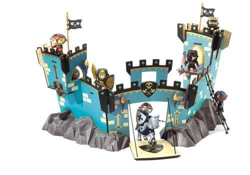 Homestore Arty Toys - Knights Castle on Ze Rock