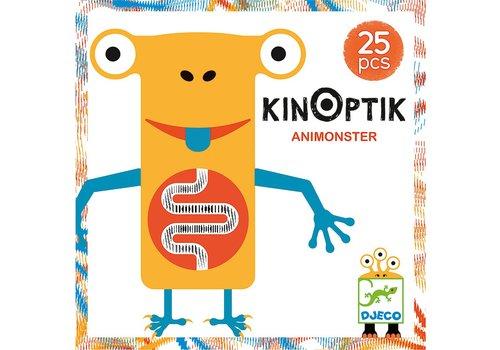 Homestore Kinoptik Animonster - 26 pcs