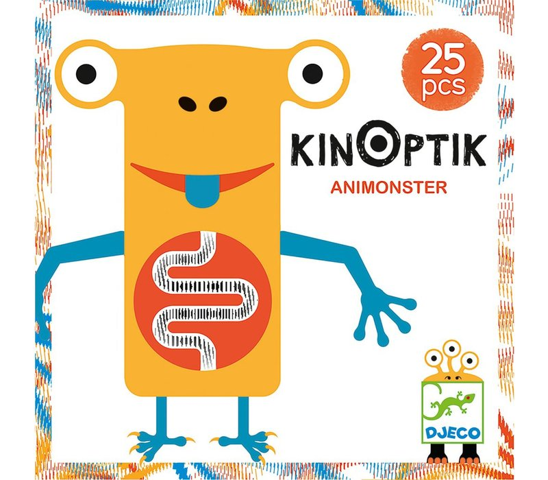 Kinoptik Animonster - 26 pcs