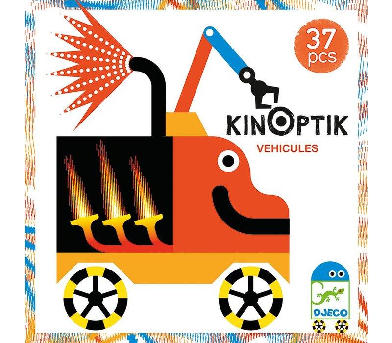 Kinoptik VÌ©hicles - 38 pcs
