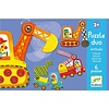 Homestore Educational games - Puzzle duo/trio Articulo VÌ©hicles