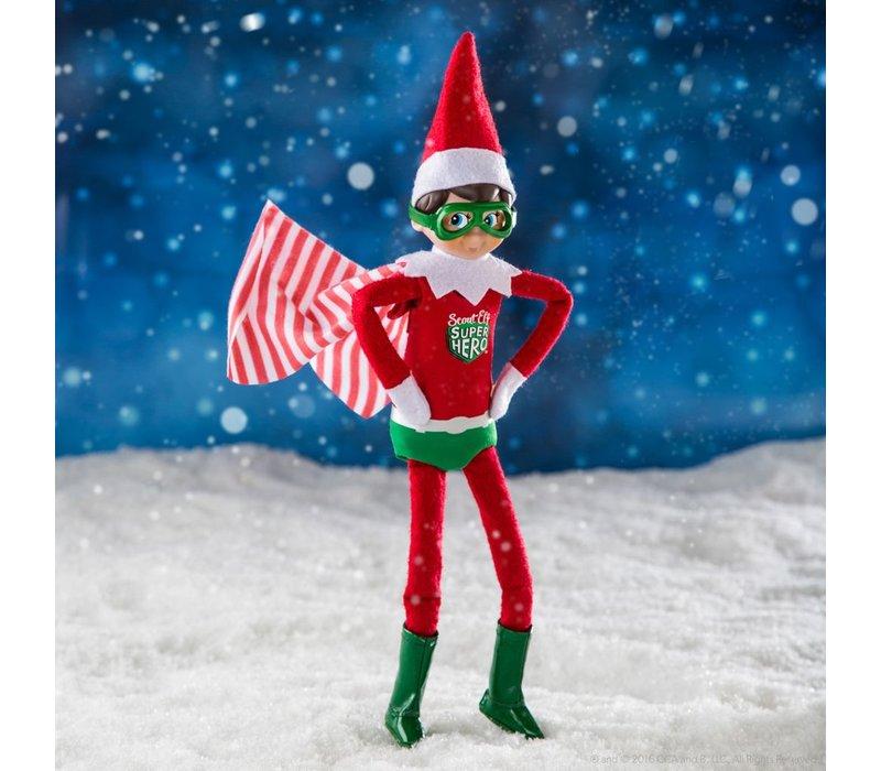 Scout Elf Superhero
