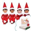 Homestore Elf on the Shelf - Boy Dark
