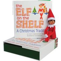 Elf on the Shelf - Girl Dark