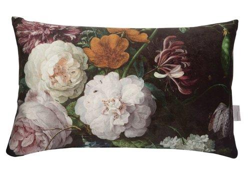 Homestore Cushion Botanic Maxima Black 30x43cm