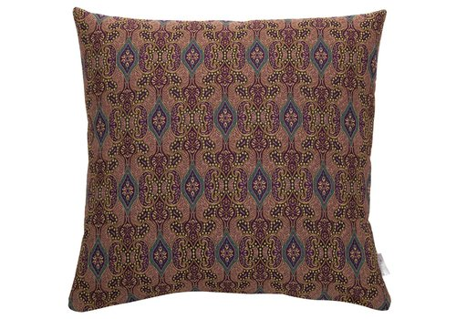 Homestore Cushion Carlton Old Rose & Gold 45x45cm