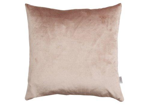 Homestore Cushion Velvet Silk Dusty Rose 45x45cm