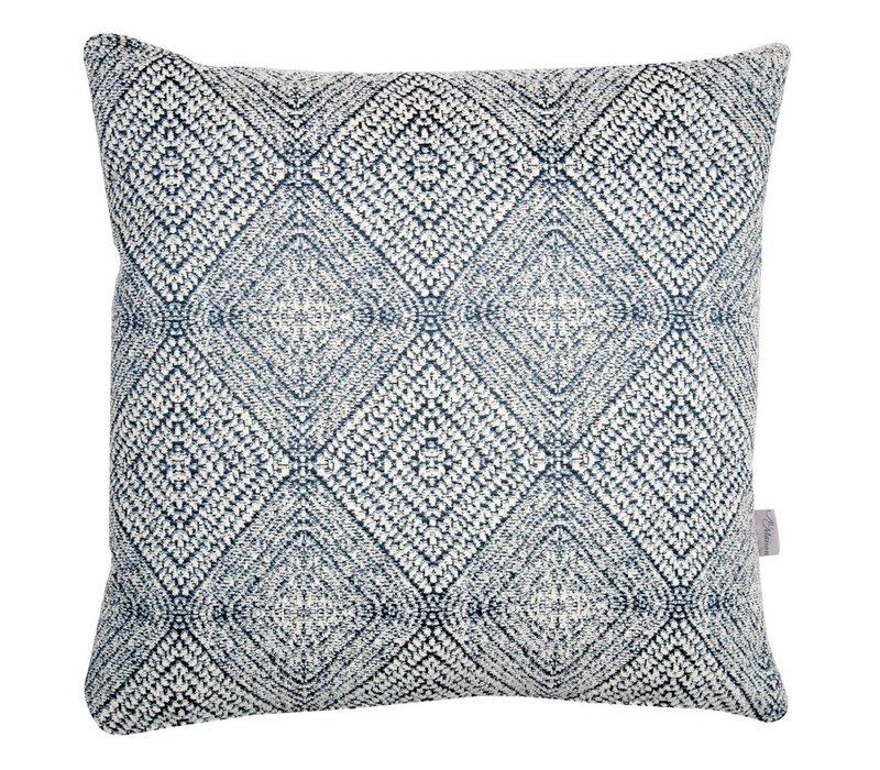 Cushion Courts Midnight Blue 45x45cm