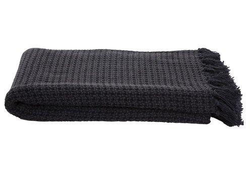 Homestore Blanket Cane Denim Blue 130x180cm