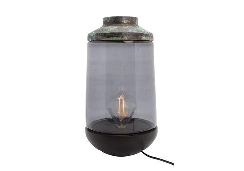 Homestore Lamp-Casablanca-Patina D16 H35