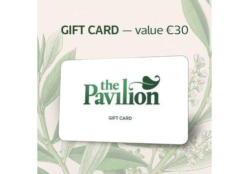 Garden Centre Gift Voucher €30