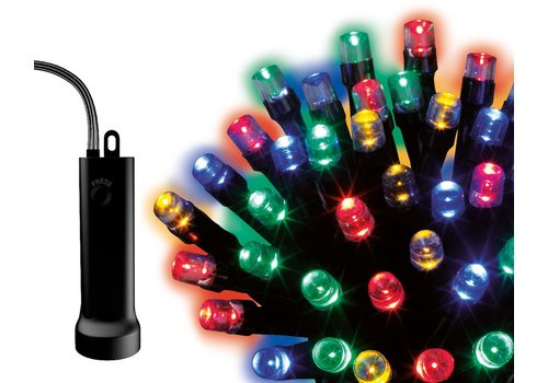 Homestore LED Durawise lights multi-coloured - 96 Lights