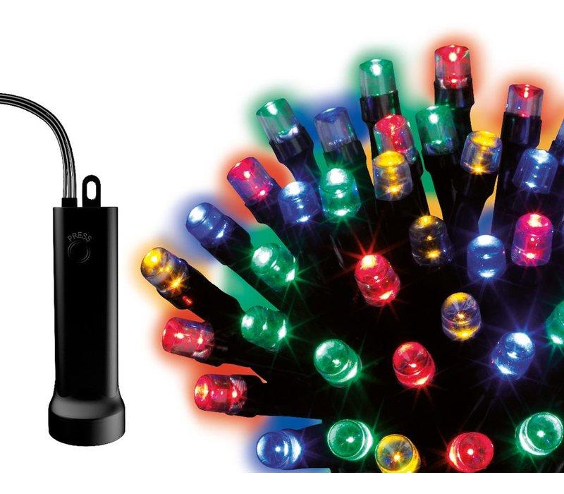LED Durawise lights multi-coloured - 192 Lights