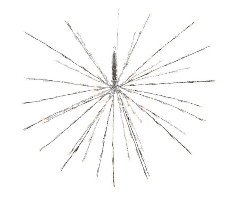 Polestar flashing LED lights 70cm - 160 lights