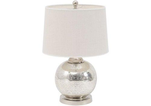 Homestore Mercury Sphere Lamp Base includes Shade