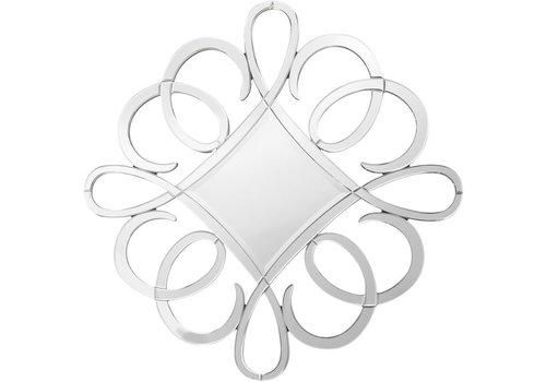 Homestore Venezia Diamond Wall Mirror