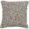 Homestore Gatsby Antique Silver Large Square Sequin Cushion