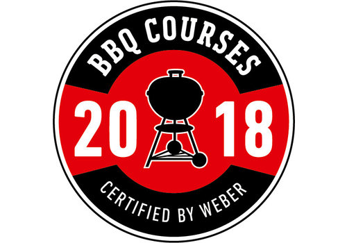 Weber BBQ Course Certified by Weber - Saturday 28th April 2018