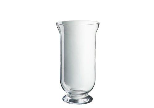 Homestore HURRICANE CLASSIC CLEAR GLASS - Large