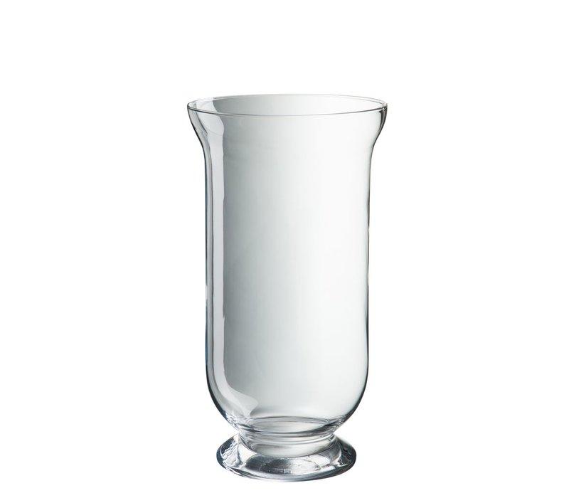 HURRICANE CLASSIC CLEAR GLASS - Large