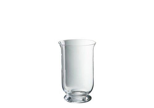 Homestore HURRICANE CLASSIC CLEAR GLASS - Small