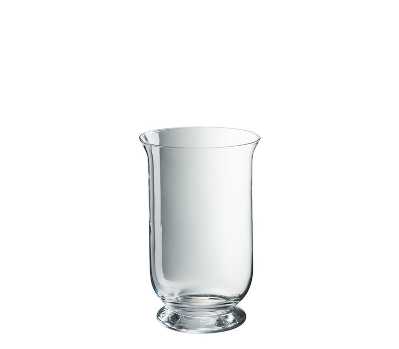 HURRICANE CLASSIC CLEAR GLASS - Small