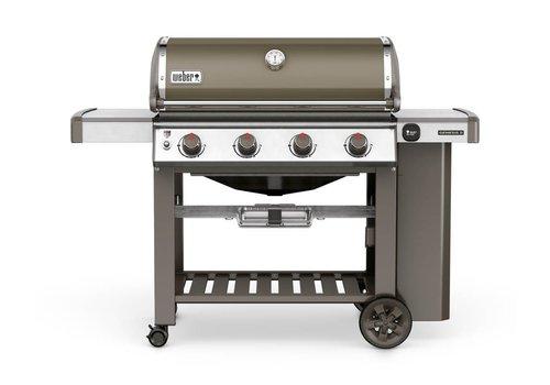 Weber Genesis® II E-410 GBS, Smoke Gray