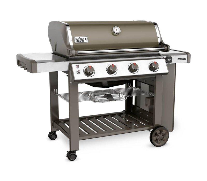 Genesis® II E-410 GBS, Smoke Gray