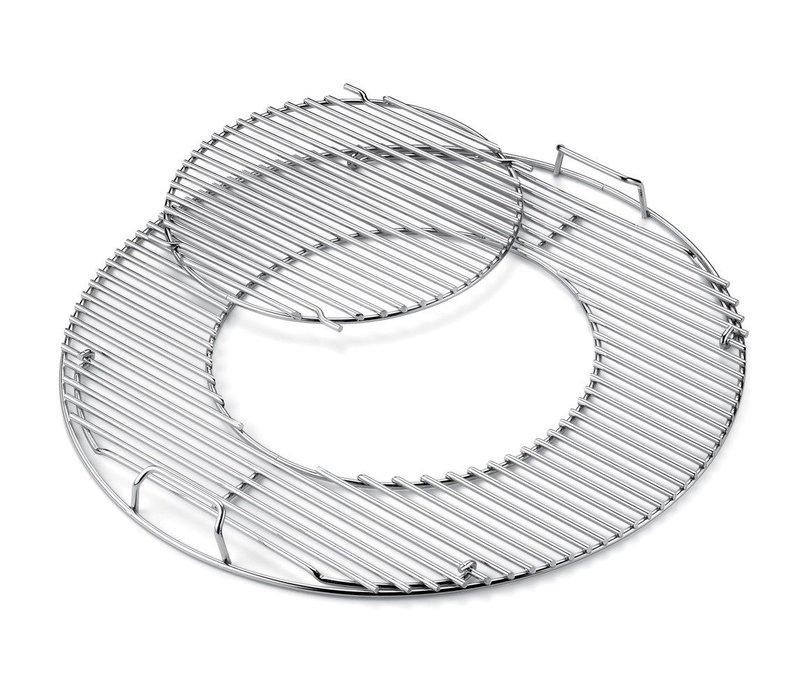 Cooking grates - 57cm Charcoal