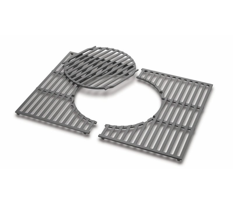 Cooking grates - Cast Iron fits Spirit 300 Series