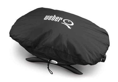 Weber PREMIUM BARBECUE COVER - BONNET COVER, FITS Q 100 AND 1000 SERIES