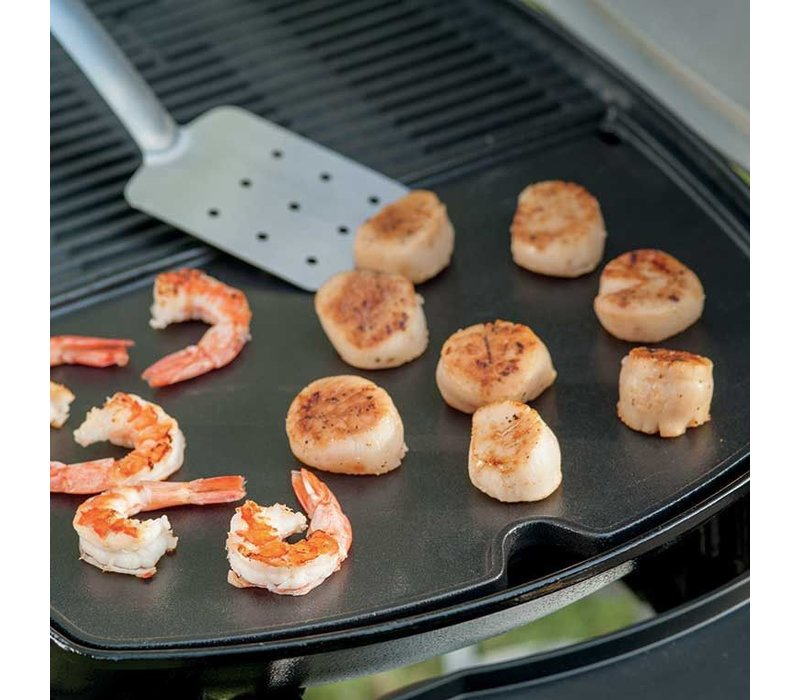 GRIDDLE - CAST IRON, FOR Q 100/1000 SERIES