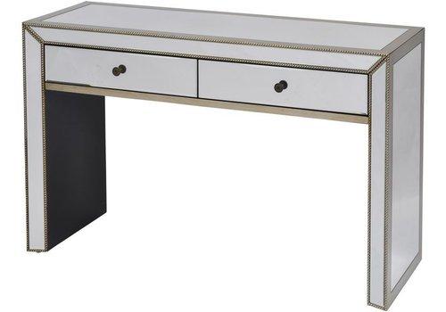 Homestore Aston Mirrored Console Table