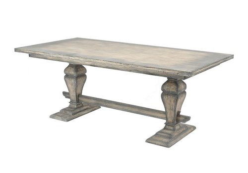 Homestore Roxborough Mindi Wood Dining Table