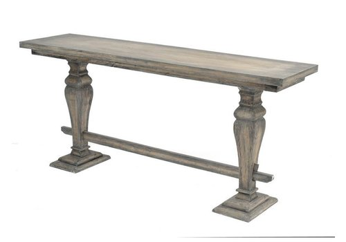 Homestore Roxborough Mindi Wood Console Table