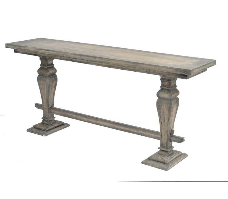 Roxborough Mindi Wood Console Table