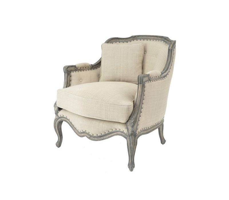 Roxborough Mindi Upholstered Occasional Chair With Cushion