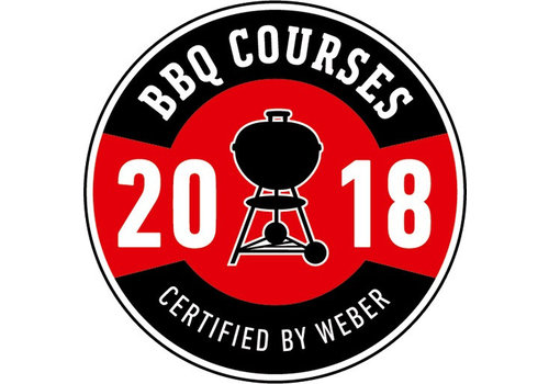 Weber BBQ Course Certified by Weber - Friday 4th May