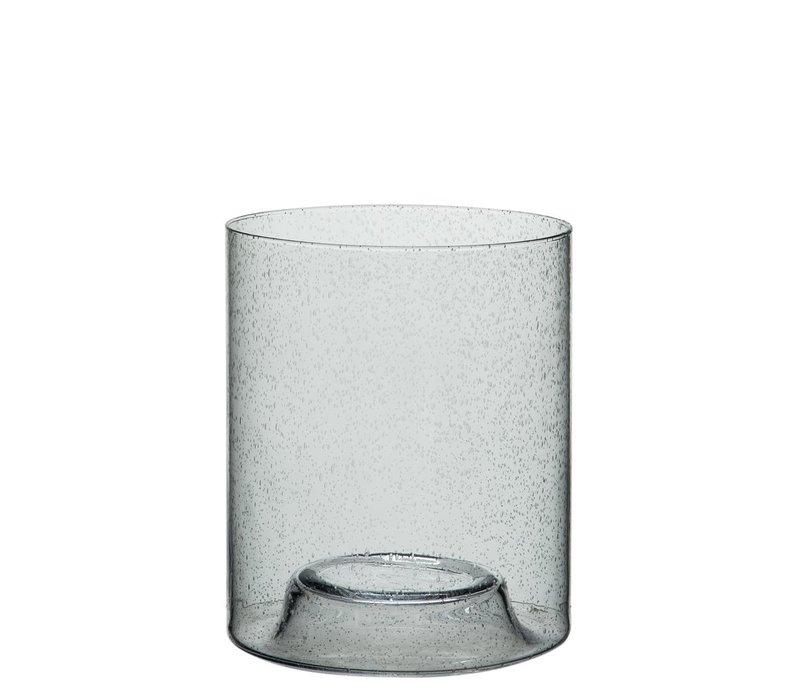 HURRICANE BUBBLE GLASS CLEAR