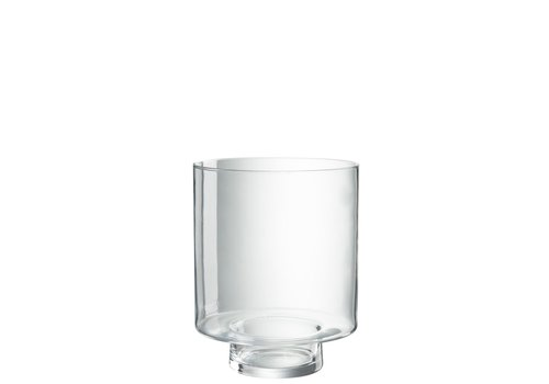 Homestore HURRICANE ELINE GLASS CLEAR (L)
