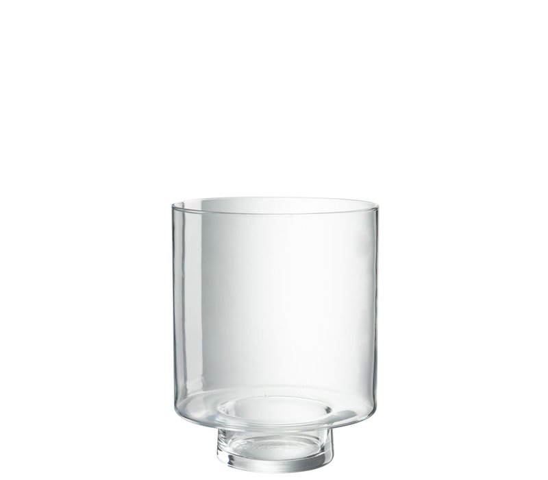 HURRICANE ELINE GLASS CLEAR (L)