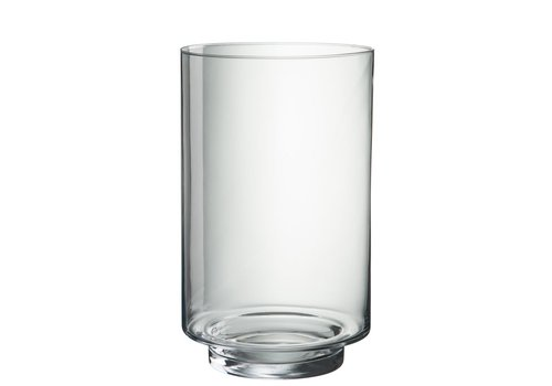 Homestore HURRICANE SALIMA CLEAR GLASS (L)