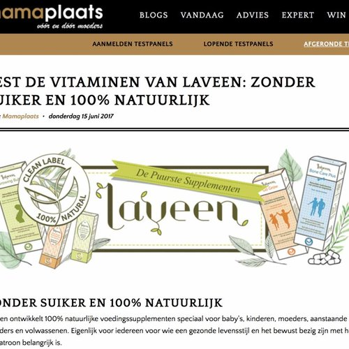 Testpanel: Mamaplaats.nl