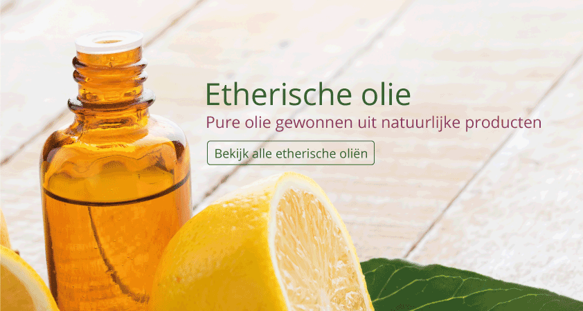 Etherische olie, pure olie gewonnen uit natuurlijke producten