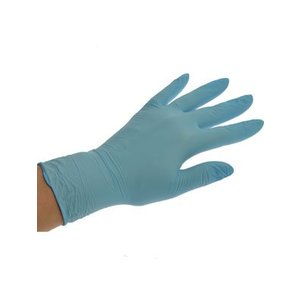 Semy Care Semycare Nitril poedervrij blauw