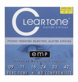 Cleartone 9409 Elektrisch gitaarsnaren Nickel Extra Light
