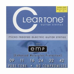 Cleartone 9409 Snaren Nickel Extra Light